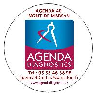 Diagnostiqueur AGENDA DIAGNOSTICS MONT DE MARSAN