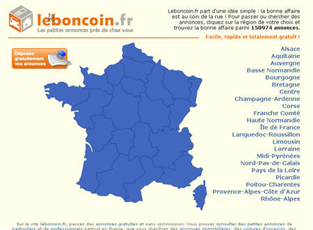 Le bon coin 53 location